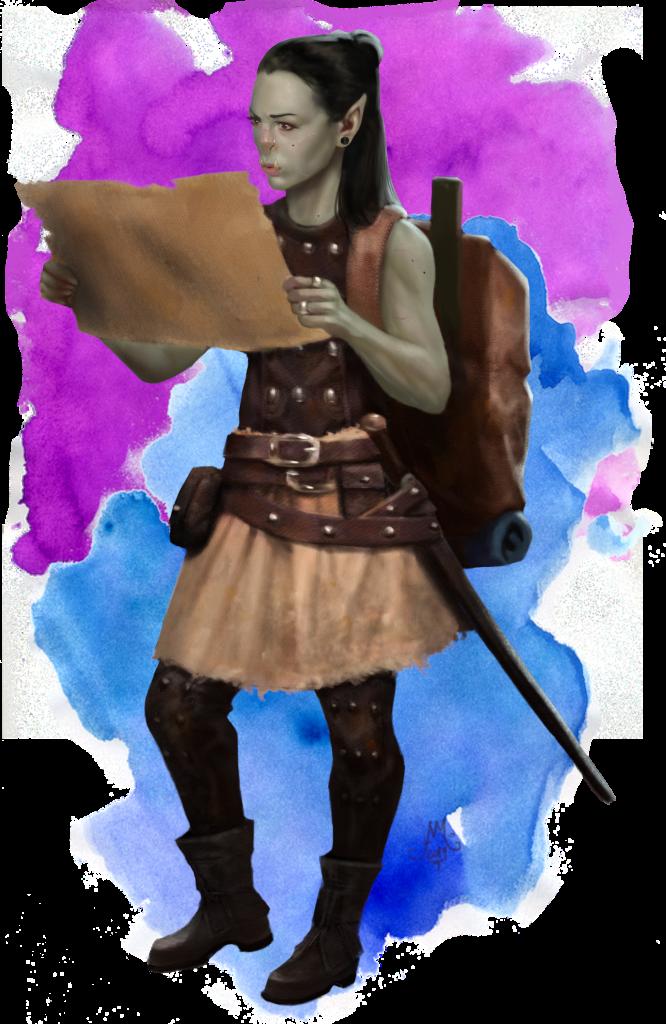 Roguish Archetype: Dungeoneer - The Underground Oracle